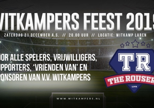 Witkampersfeest 2019